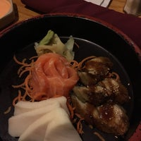 Photo taken at Sumo Japanese Steakhouse & Sushi by Sharifah A. on 2/6/2016