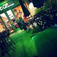 Photo taken at SheSha Café & Lounge by Nats on 11/13/2014