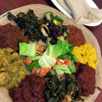 Photo taken at Habesha Market and Carry-out by Nats on 12/28/2015