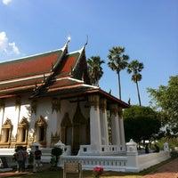 Photo taken at Suvarn Dararama Temple by Kitsaboy K. on 12/19/2012