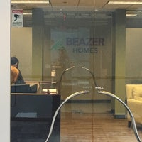 Photo Taken At Beazer Homes (Corporate Office) By Casey K. On 6/ ...