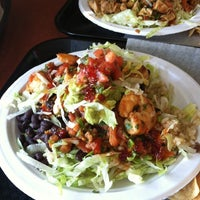 Photo taken at Planet Fresh Gourmet Burritos by Michelle S. on 3/13/2014