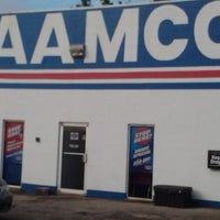 Photo taken at AAMCO Transmissions Erlanger KY by Renee R. on 8/5/2014