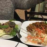 Photo taken at Sri Siam Cafe by David H. on 5/1/2016