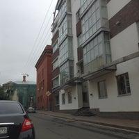 Photo taken at Молочный переулок by Факир on 9/3/2014