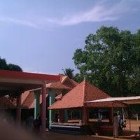 Photo taken at puthiya mudipura temple by Aravind on 12/23/2012