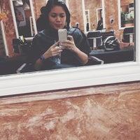 Photo taken at Hair Depot Salon by Anne C. on 8/25/2014