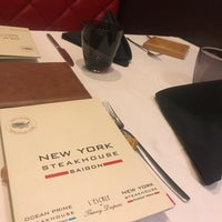 Photo taken at New York Steakhouse by Dinh N. on 5/18/2018