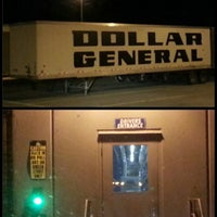dollar general warehouse