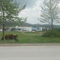 Photo taken at Hyundai Assan Otomotiv San. ve Tic. A.Ş. by barış y. on 4/18/2013
