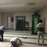 Photo taken at Vialand Mescid / Prayer Room by Koray A. on 8/25/2014
