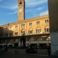 Photo taken at Piazza dei Signori by Pier Luigi M. on 10/2/2012