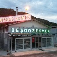 Photo taken at Beşgöz Ekmek by Mahsun A. on 9/8/2014