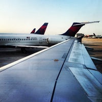 Photo taken at Concourse B by Ben B. on 4/21/2013