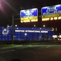 Photo taken at Memphis International Airport (MEM) by Ben B. on 4/29/2013