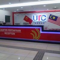 Photo taken at Urban Transformation Centre (UTC) by Nurul Syahida J. on 10/29/2013