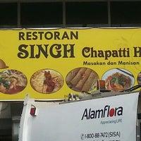 Photo taken at Singh Chapati House Sdn Bhd by Cobra M. on 2/2/2014