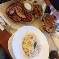 Photo taken at Restaurant Bucovina by Ella E. on 9/17/2015