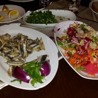 2/1/2014 tarihinde Nurdan E.ziyaretçi tarafından Aytekin Balık & Restaurant'de çekilen fotoğraf
