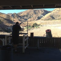 Photo taken at Angeles Shooting Ranges by Hank Funk on 9/28/2012