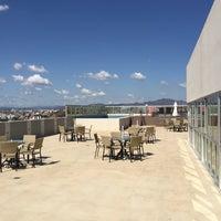 Photo taken at Allia Gran Hotel Pampulha by Felipe I. on 7/25/2015