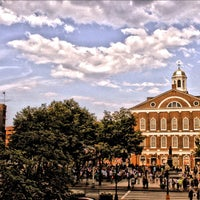Photo taken at Faneuil Hall Marketplace by Alfredo R. on 7/24/2013