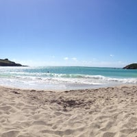 Photo taken at Playa Sucia by Denmark F. on 1/3/2013
