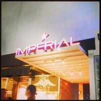 Photo taken at IMPERIAL Ice Bar by Keziah Ü. on 11/13/2013
