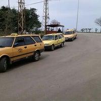 Photo taken at Küçüklü Taksi by Kemal O. on 12/12/2014
