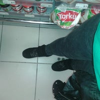 Photo taken at Migros by Zeynep B. on 11/2/2013