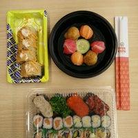 Photo taken at Sushi Kiosk by Kaka Y. on 9/1/2016