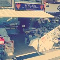 Photo taken at Amour ev tekstil ürünleri by Nurcan T. on 7/4/2014