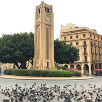 Photo taken at Beirut Central District by Ayat B. on 5/19/2017