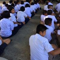 Photo taken at โรงเรียนบ้านปางสุด by Notecyber S. on 5/22/2014