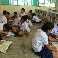 Photo taken at โรงเรียนบ้านปางสุด by Notecyber S. on 5/27/2014