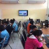 Photo taken at โรงเรียนบ้านปางสุด by Notecyber S. on 12/24/2014
