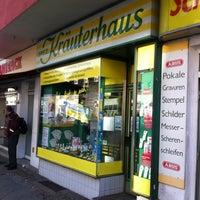 Photo taken at Kräuterhaus by Frank R. on 11/2/2012