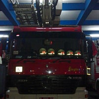 Photo taken at Jakarta Fire Service Head Quarter by Adhi N. on 9/22/2012