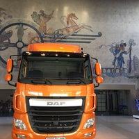 Photo prise au DAF Trucks par Martin L. le2/14/2017