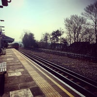 Photo taken at Brent Cross Station Bus Stop R by David F. on 3/11/2016