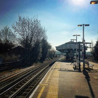 Photo taken at Brent Cross Station Bus Stop R by David F. on 3/22/2016