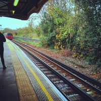 Photo taken at Brent Cross Station Bus Stop R by David F. on 11/15/2015