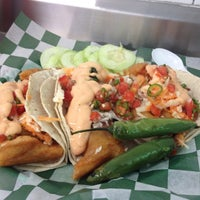 Photo taken at Taco Fish La Paz by Mario R. on 9/11/2013