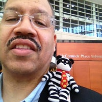 Photo taken at Jefferson Pk Station by Darrell G. on 6/30/2013