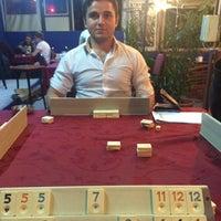 Photo taken at Beyzade Nargile by Emre Ş. on 6/1/2014