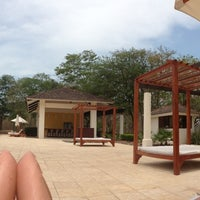 Photo taken at Reserva Beach Club by Gillian M. on 4/19/2013