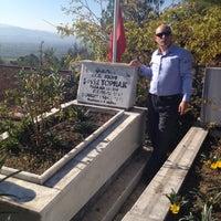 Photo taken at Harmancık Kabristanlığı by Ayhan Ç. on 10/16/2013