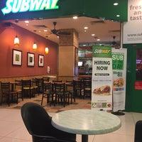 Photo taken at Subway by Wafiq H. on 11/16/2016