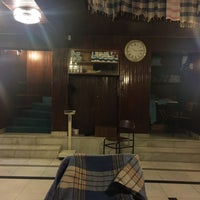 Photo taken at Tarihi Sekiz Direkli Hamam by Güven B. on 12/23/2017