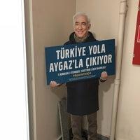 Photo taken at Aygaz Güneydoğu Anadolu Bölge Müdürlüğü by Mehmet E. on 2/20/2018